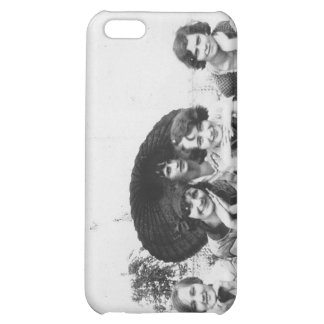 1920's Girl Talk Case For iPhone 5C