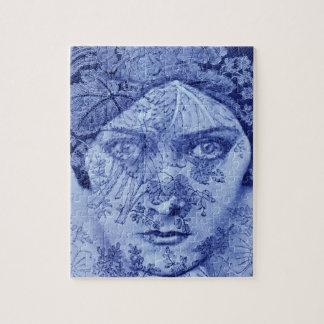 1920s Gloria Swanson Jigsaw Puzzle