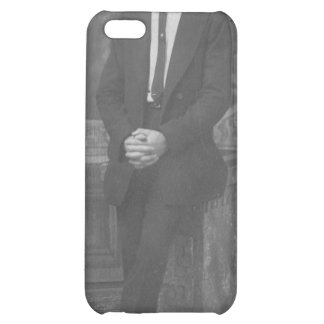 1920's Man Standing iPhone 5C Case
