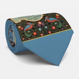 1920s Murad Cigarettes ad novelty tie