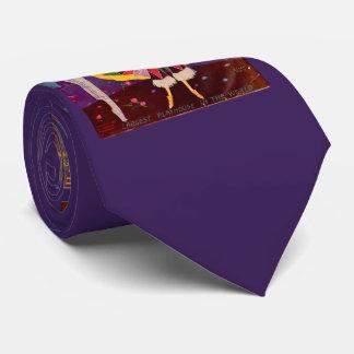 1920s New York Hippodrome program cover Tie