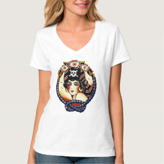 1920s Pirate Girl T-Shirt