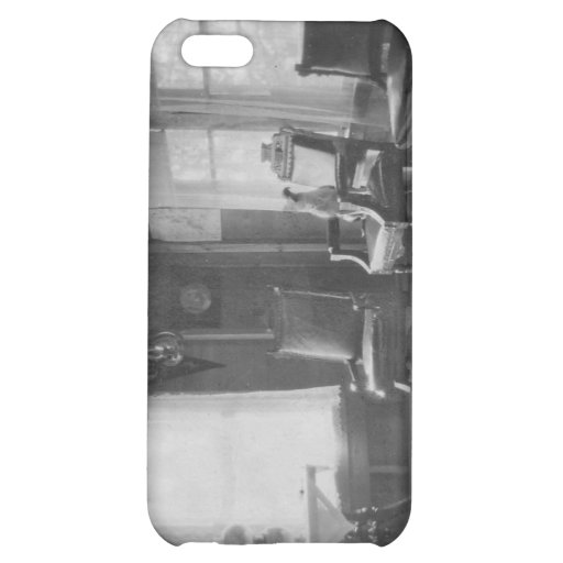 1920's Room Picture Case For iPhone 5C