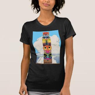 1920s totem pole T-Shirt