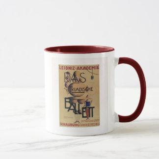 1921 Ballet Posters Mug