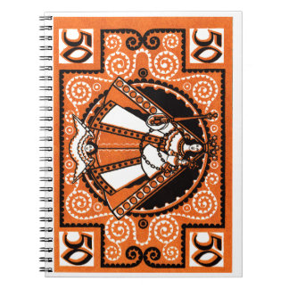 1921 Grace of Kevelaer Notgeld Banknote Notebook