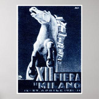 1921 Italian Film Festival Print