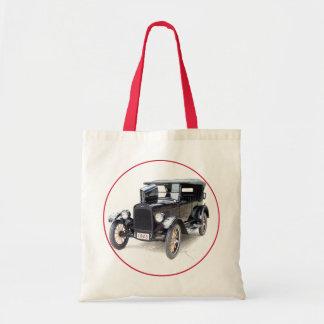 1923 TOURING CAR BUDGET TOTE BAG