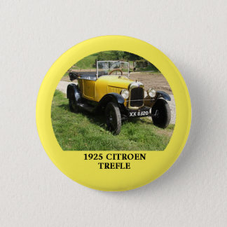1925 Citroen Trefle Button