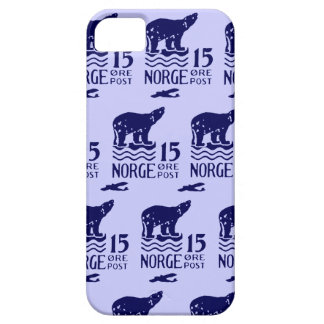 1925 Norwegian Polar Bear iPhone 5 Cover