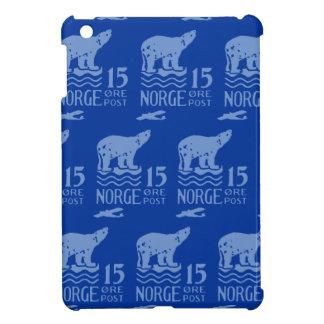 1925 Norwegian Polar Bear iPad Mini Cases