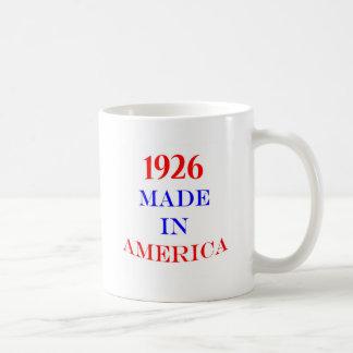 1926 Made in America Mug