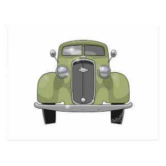 1928 Chevrolet Postcard