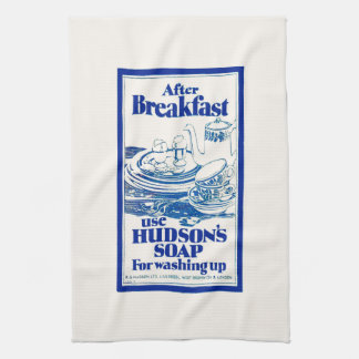 "1929 Hudson's Soap Kitchen Towel 16"" x 24"""