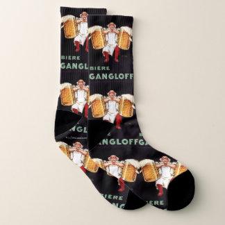 """""""1930-Biere Gangloff, beer socks"""" 1"""