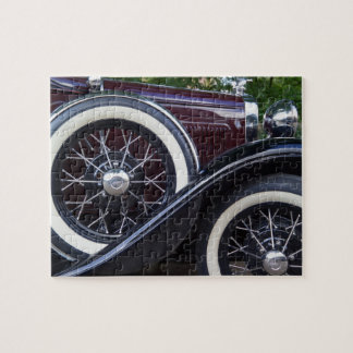 1930 Ford A Classic Car Puzzles