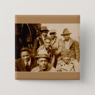 1930s boyz from the hood RPPC 15 Cm Square Badge