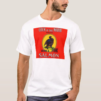 1930s Cock o' the North salmon can label no. 1 T-Shirt