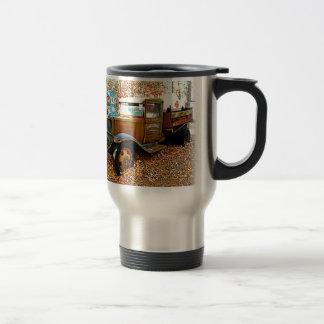 1930s Era Skinner's Tow Truck Coffee Mug