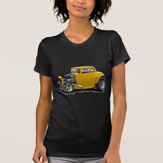 1930's Hot Rod Yellow Car T-Shirt