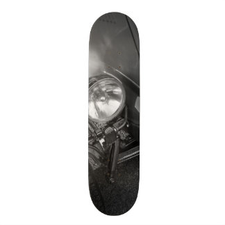 1930's Roadster Grayscale Skateboard Decks