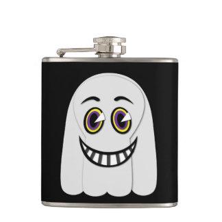 1930's Vintage Ghost Flask