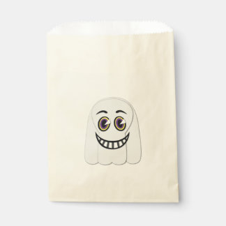 1930's Vintage Ghost Treat Bags