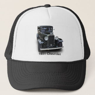 1931 CHEVROLET TRUCKER HAT