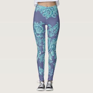 1931 Chintz Leggings