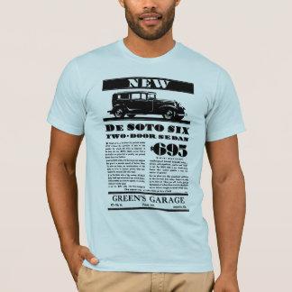 1931 DeSoto auto illustration T-Shirt