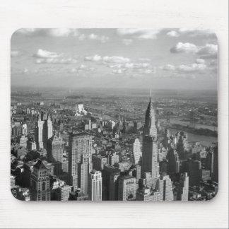 1932-New York-Chrysler Building-Mousepad
