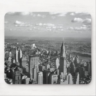 1932-New York-Chrysler Building-Mousepad Mouse Pad