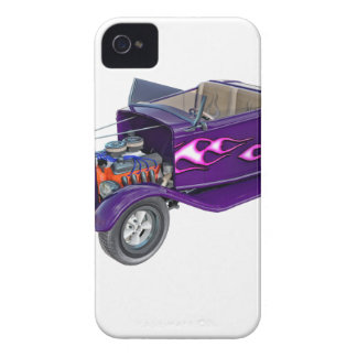 1932 Roadster with Engine Displayed iPhone 4 Case-Mate Case
