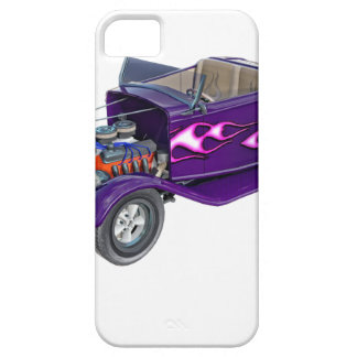 1932 Roadster with Engine Displayed iPhone 5 Case