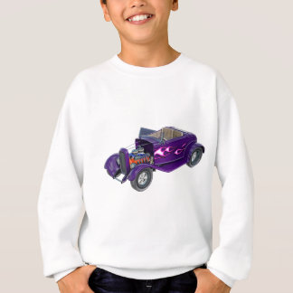 1932 Roadster with Engine Displayed Sweatshirt