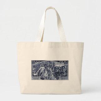 1933 Deliverance of Vienna Postage Stamp Tote Bag