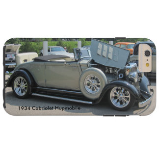 1934 Cabriolet Hupmobile Car-iPhone 6 Plus Case