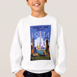 1934 Chicago World's Fair Sweatshirt