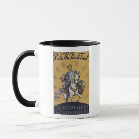 1934 Children's Book Week Mug