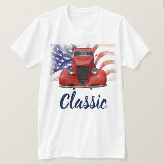 1934 Classic Red Car T-Shirt