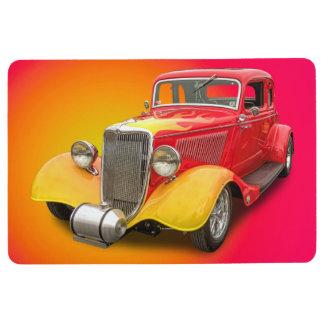 1934 VINTAGE CAR FLOOR MAT