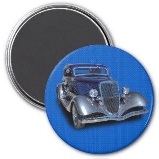 1934 VINTAGE CAR MAGNET