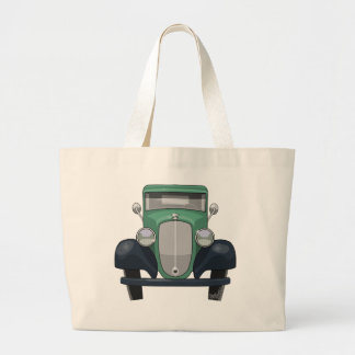 1935 Chevy Pickup Large Tote Bag