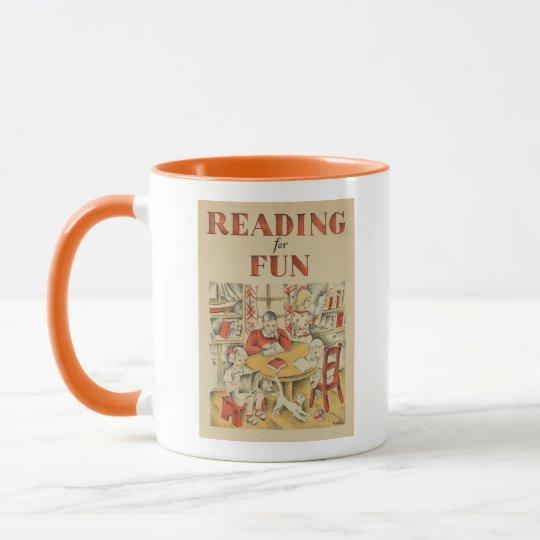 1935 Children's Book Week Mug