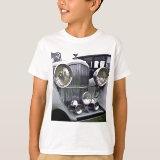 1935 DERBY BENTLEY CAR Kids T-Shirt