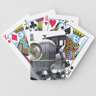 1935 DERBY BENTLEY CAR Pack Of Cards