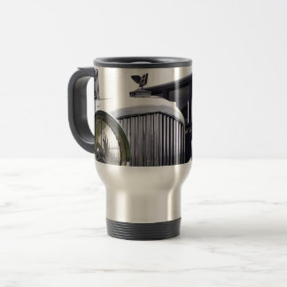 1935 DERBY BENTLEY CAR Travel Mug