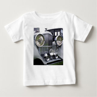 1935 Derby Bentley Classic Car Baby T-Shirt