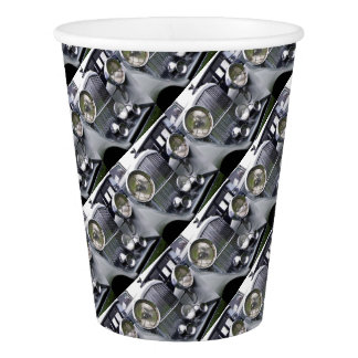 1935 Derby Bentley Classic Car Paper Cup