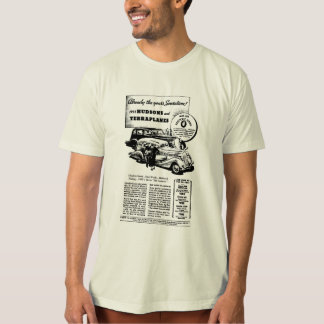 1935 Hudson & Terraplane Autos Advertisement Shirt